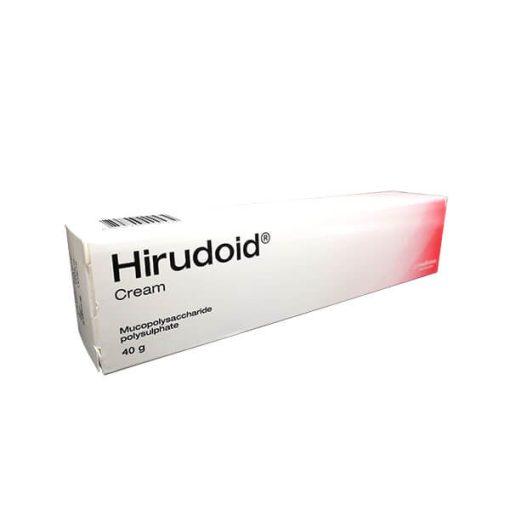 Hirudoid Cream.40G. ฮีรูดอยด์ครีม ครีมลดเลือนรอยแผลเป็น