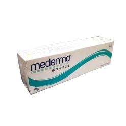 MEDERMA Intense Gel 10 G 1 หลอด ครีมรักษาแผลเป็นจากสิว รอยผ่าตัด หลังคลอด