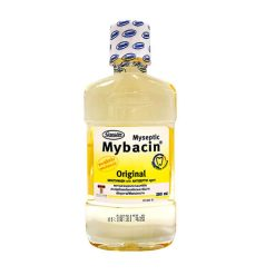 Myseptic Mybacin Mouthwash (Original) 250 ml.