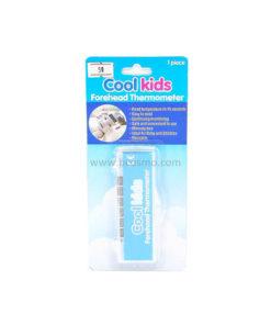 เทอร์โมมิเตอร์ ติดหน้าผากวัดไข้ COOL KIDS