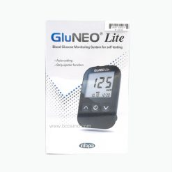 เครื่องตรวจน้ำตาลในเลือด GLUNEO LITE