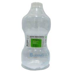[1 ลัง 10 ขวด] น้ำเกลือบริสุทธิ์ N.S.S.1000 ML. ANB ขวดเกลียวใส