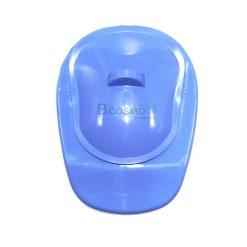 หม้อนอน JC881-W มีฝาปิด สีน้ำเงิน