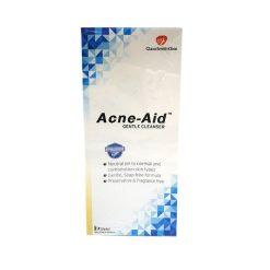 ACNE-AID GENTAL CLEANSER 100ML. แอคเน่เอด (สีฟ้า)