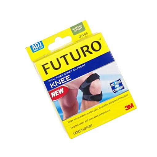 Futuro Dual Knee Strap Support ฟูทูโร่ แถบรัดลูกสะบ้าเข่าแบบคู่
