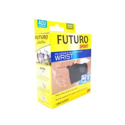 FUTURO SPORT Adjustable Wrist ฟูทูโร่ พยุงข้อมือ ปรับกระชับได้ FREESIZE