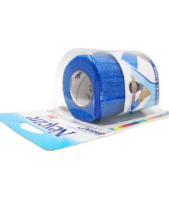 Nexcare first aid 3m Coban โคแบน เทปพันยืดหยุ่นได้ สีน้ำเงิน 3'x5 หลา