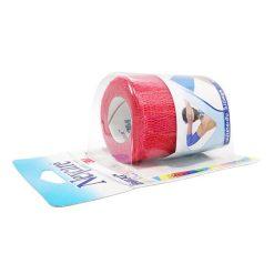 Nexcare first aid 3m Coban โคแบน เทปพันยืดหยุ่นได้ สีแดง 3'x5 หลา