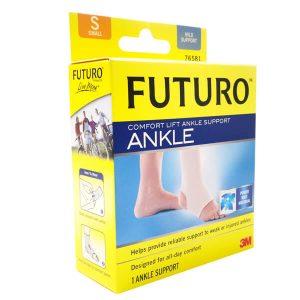 FUTURO Comfort Lift Ankle ฟูทูโร่ พยุงข้อเท้า ชนิดสวม ไซส์ S