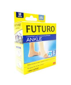 FUTURO Comfort Lift Ankle ฟูทูโร่ พยุงข้อเท้า ชนิดสวม ไซส์ M