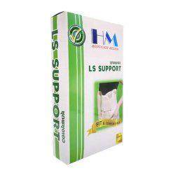 ชุดพยุงเอว LS SUPPORT HM SIZE XL