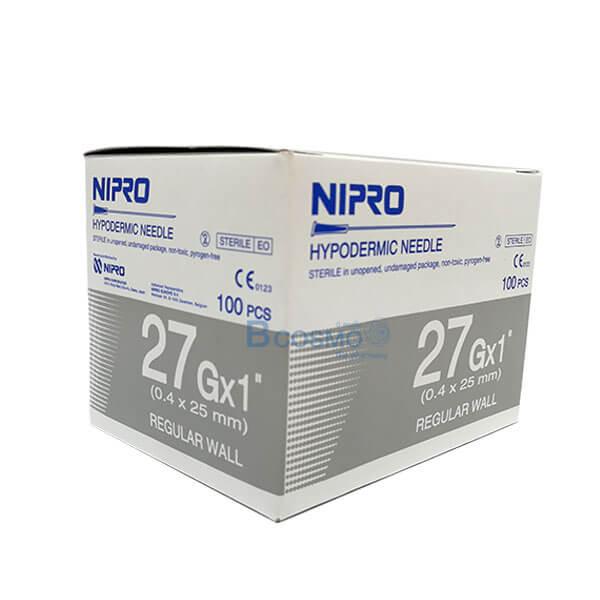 เข็มฉีดยา, นิโปร , NIPRO