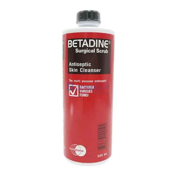 เบตาดีน เซอจิเคิล สครับ,BETADINE 140005-S-500