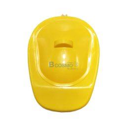 หม้อนอน JC881-W มีฝาปิด สีเหลือง