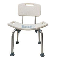 เก้าอี้นั่งอาบน้ำ 2in1 KY798 สำหรับผู้ป่วย (สีขาว)