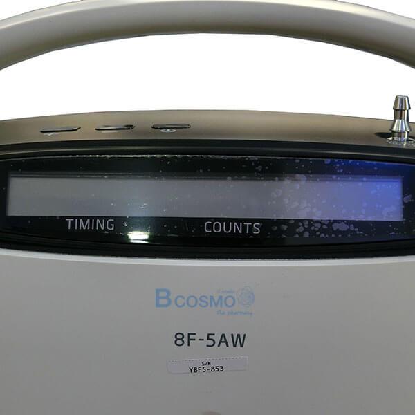 เครื่องผลิตออกซิเจน 5 ลิตร พ่นยาได้ YUWELL รุ่น 8F-5AW
