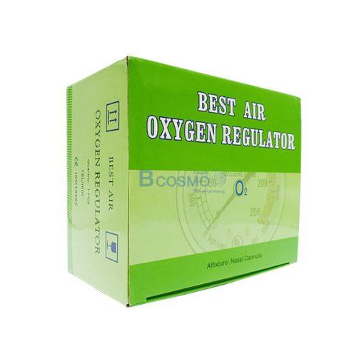 เกจ์ออกชิเจน BEST AIR OXYGEN REGULATOR
