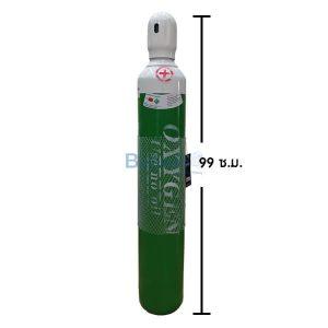 ท่อออกซิเจน 2 คิว (ถังออกซิเจน)