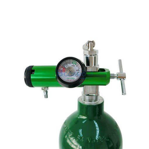 ท่อออกซิเจน 0.5 คิว (ถังออกซิเจน) แถมกระเป๋าฟรี