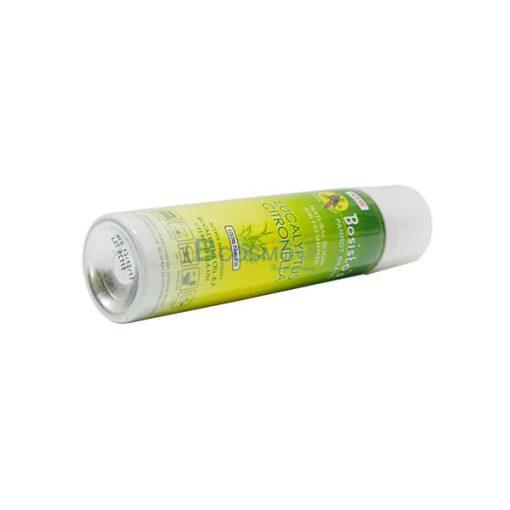 สเปรย์น้ำมันยูคาลิปตัสตะไคร้หอมโบลิสโต ตรานกแก้ว EUCALYPTUS Citronella spray 75 ml.