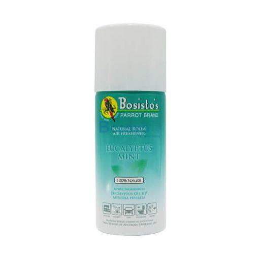 สเปรย์น้ำมันยูคาลิปตัสมิ้นท์ โบลิสโต ตรานกแก้ว EUCALYPTUS Mint spray 150 ml.