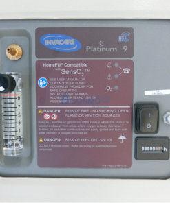 เครื่องผลิตออกซิเจน 9 ลิตร INVACARE รุ่น Platinum 9 (USA)