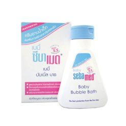 SEBAMED BABY BUBBLE BATH 150ML.