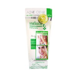 SMOOTH E ACNE CLEAR/CLEANSING GEL 4 FLOZ.
