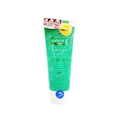 SMOOTH E BABY FACE FOAM 8 OZ.