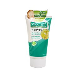 SMOOTH E MILD FIRST FACIAL FOAM 4 OZ.