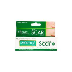 SMOOTH E SCAR SERUM 7 G.