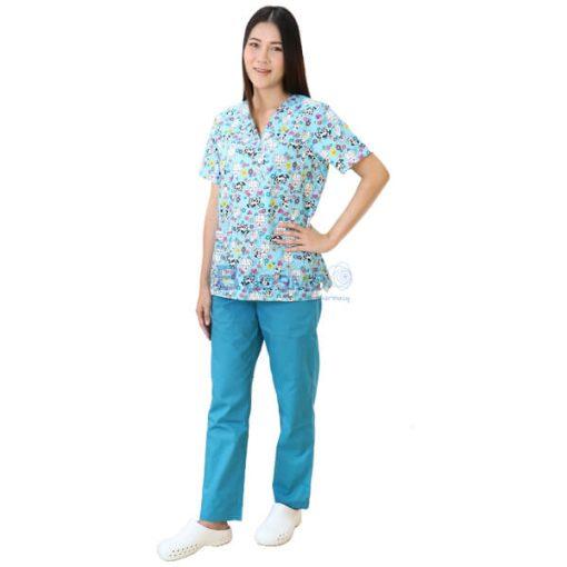 ชุดเจ้าหน้าที่ทางการแพทย์ ANNO 03