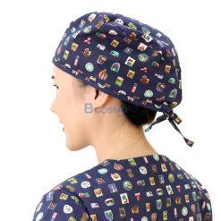 หมวกเจ้าหน้าที่ทางการแพทย์ ANNO 04