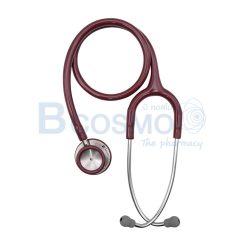 หูฟังแพทย์ STETHOSCOPE SPIRIT CK-S601P สีเลือดหมู