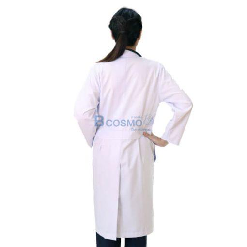 เสื้อกาวน์แพทย์แขนยาว 01