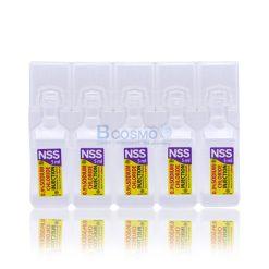น้ำเกลือชนิดฉีด NSS 0.9% Sodium chloride 5 ml 1 กล่อง บรรจุ 20 ซอง