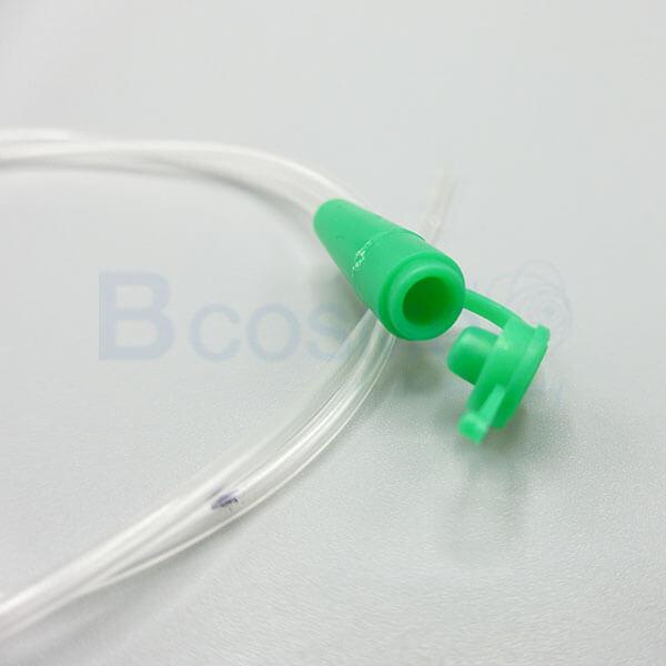 P-4971 EP0203-06 - สายให้อาหาร Feeding Tube 50cm. No.6-3