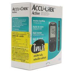 เครื่องตรวจวัดระดับน้ำตาลในเลือด ACCU CHEK ACTIVE