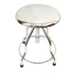 เก้าอี้กลมตรวจโรค สแตนเลส