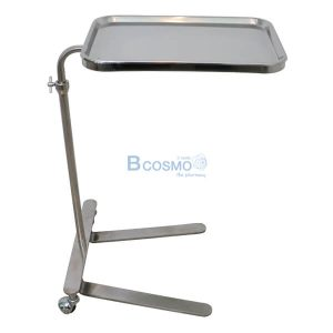 P-6816-โต๊ะเมโยวางเครื่องมือแพทย์-Mayo-Stand-2-ล้อ-พร้อมถาด-21-300x300 โต๊ะเมโยวางเครื่องมือแพทย์ (Mayo Stand) 2 ล้อ พร้อมถาด