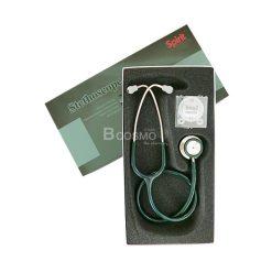 หูฟังแพทย์ STETHOSCOPE SPIRIT CK-S601P สีเขียว
