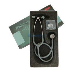 หูฟังแพทย์ STETHOSCOPE SPIRIT CK-S607P สีเทา