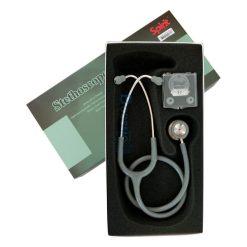 หูฟังแพทย์ STETHOSCOPE SPIRIT CK-S606P สีเทา