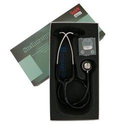 หูฟังแพทย์ STETHOSCOPE SPIRIT CK-S606P สีดำ