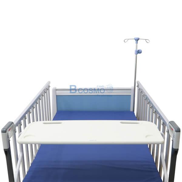 P-6916-เตียงผู้ป่วย-2-ไก-มือหมุน-HOSPRO-พร้อมเบาะนอน-13 เตียงผู้ป่วย 2 ไกร์ มือหมุน HOSPRO พร้อมเบาะนอน รุ่น Eco