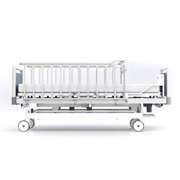P-6917-เตียงผู้ป่วย-HOSPRO-3-ไก-ไฟฟ้า-สีฟ้า-พร้อมเบาะนอน-4-ตอน-รุ่น-ROYAL-3 เตียงผู้ป่วย HOSPRO 3 ไกร์ ไฟฟ้า สีฟ้า พร้อมเบาะนอน รุ่น ROYAL