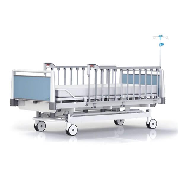 P-6917-เตียงผู้ป่วย-HOSPRO-3-ไก-ไฟฟ้า-สีฟ้า-พร้อมเบาะนอน-4-ตอน-รุ่น-ROYAL เตียงผู้ป่วย HOSPRO 3 ไกร์ ไฟฟ้า สีฟ้า พร้อมเบาะนอน รุ่น ROYAL