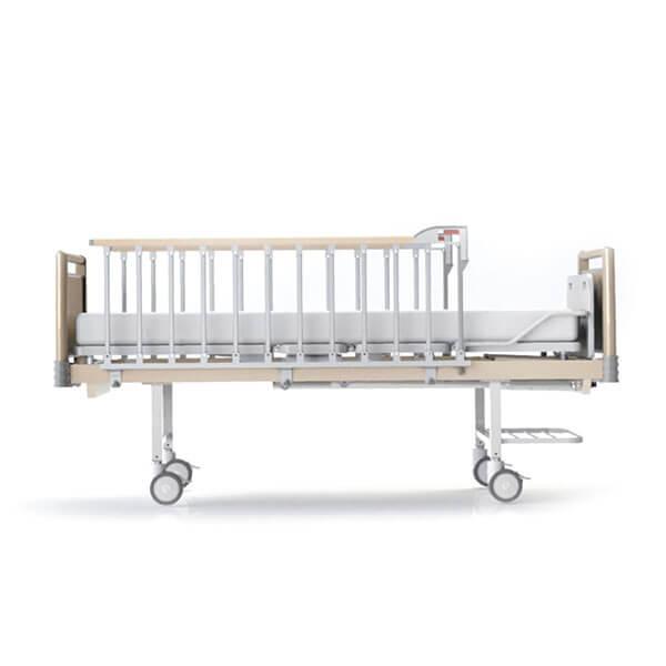 P-6918-เตียงผู้ป่วย-HOSPRO-2-ไก-มือหมุน-ลายไม้-พร้อมเบาะนอน-4-ตอน-รุ่น-Eco-3 เตียงผู้ป่วย HOSPRO 2 ไกร์ มือหมุน ลายไม้ พร้อมเบาะนอน รุ่น Eco