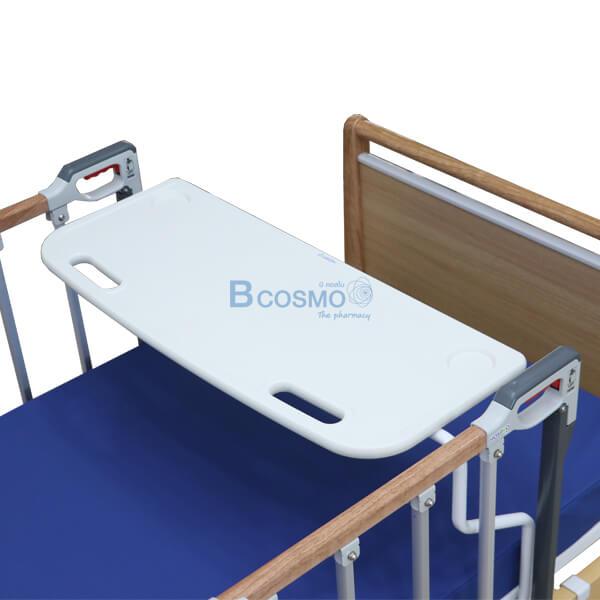 P-6919-เตียงผู้ป่วย-HOSPRO-3-ไก-ไฟฟ้า-ลายไม้-4 เตียงผู้ป่วย HOSPRO 3 ไก ไฟฟ้า ลายไม้ พร้อมเบาะนอน รุ่น Royal