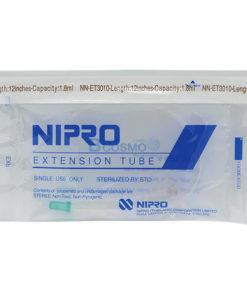 """สายเอ็กซ์เทนชั่น (Extension Tube) NIPRO 12"""""""